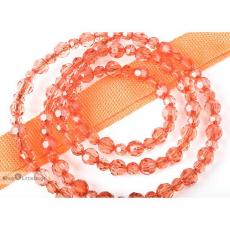 Hundeleine Tangerine