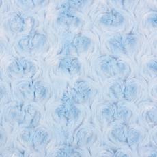 Carrier-Plaid PUPPY BLUE babyblau