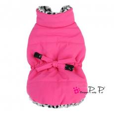 Hundejacke Lady pink (Gr.XS)