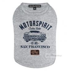 Shirt Cadillac hellgrau (Gr.XS)