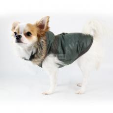 Hundeweste Vertica grün (Gr.XS)