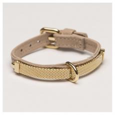 Collar Gina beige-gold