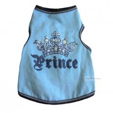 Hundetop Prince blau (Gr.XS,L)
