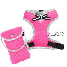 Hundegeschirr im Set Princess pink