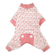 Hunde-PJ Icebear rosa (Gr.M)