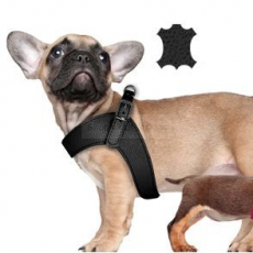 Hundegeschirr DANDY schwarz