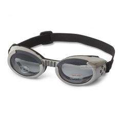 Hunde-Sonnenbrille Titan grau