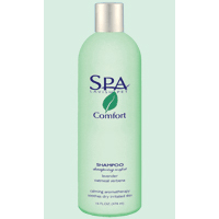 SPA Comfort Bath Shampoo bei Hautirritationen