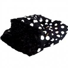Snuggle Big Dotty schwarz-weiß
