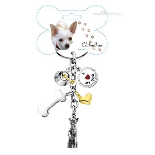 Schlüsselanhänger 'Chihuahua'