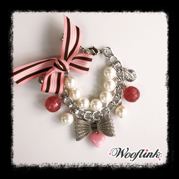 Hunde-Collier 'Candy Candy'
