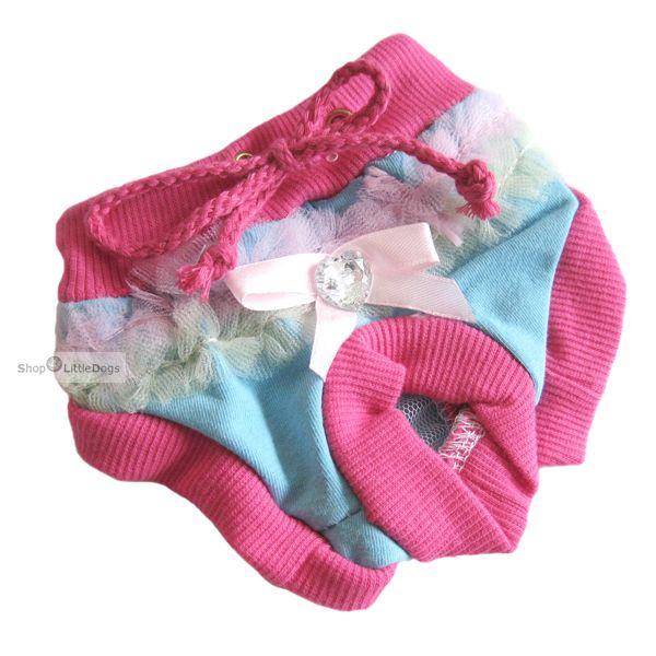 Schutzhöschen 'Sweet Pink' (Gr.XXS,M)