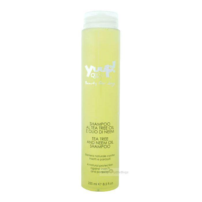 YUUP! Shampoo zum Schutz vor Parasiten
