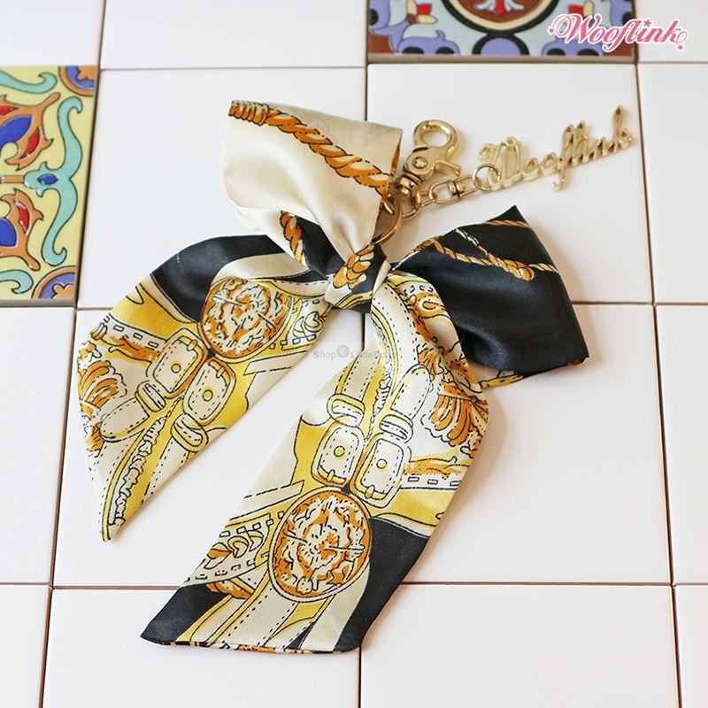 Handtaschen Charm 'Fashion' gold