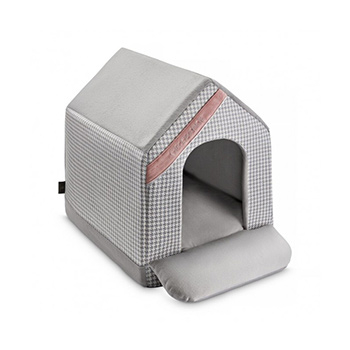 Hunde-Schlafhöhle 'Sweet House' grey