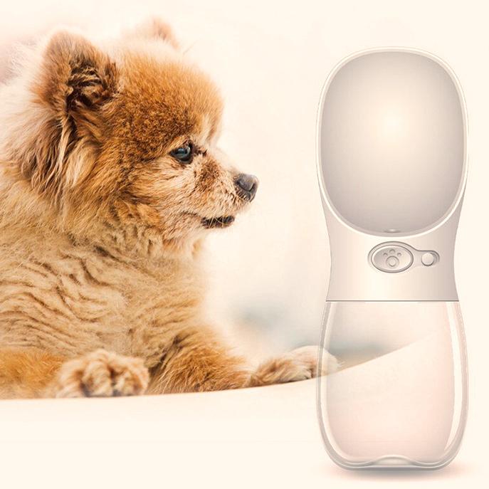 Hunde Wasserspender 'White'