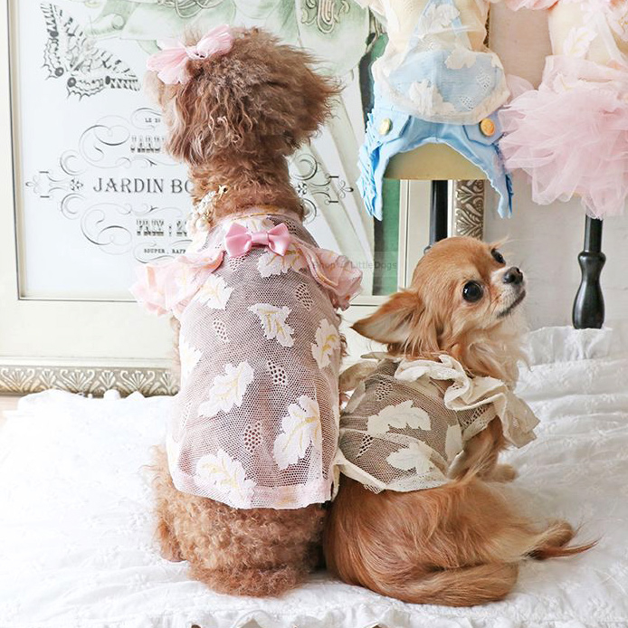 Shirt 'HONEY' pink, beige