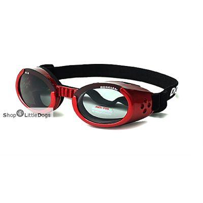 Hunde-Sonnenbrille 'Shiny Red' rot