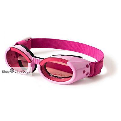 Hunde-Sonnenbrille 'Shiny Pink'