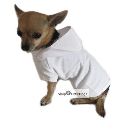 Hundeshirt 'Samoa' weiß