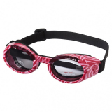 Hunde-Sonnenbrille 'Star' pink-fuchsia