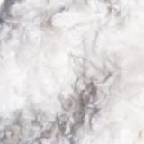 Hundedecke Ivory winterweiß