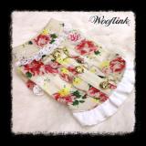 Shirt Floral cream (Gr.3)