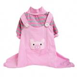Hunde-Pyjama Animal rosa (Gr.XS,L)