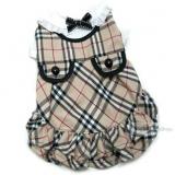 Hunde-Kleid Burburry (Gr.XS)