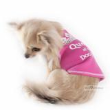 Hunde-Top 'Queen' flamingo (Gr.XXS,XS,L)