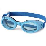 Hunde-Sonnenbrille Shiny Blue blau (Gr.S)