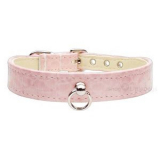 Hunde-Halsband Onyx rosé