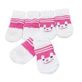 Hunde-Socken Girl weiß (Gr.S)