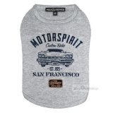 Shirt Cadillac hellgrau (Gr.XS,L)