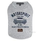 Shirt 'Cadillac' hellgrau (Gr.XS)