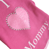 Top 'I Love My Mommy' pink (Gr.S,L)