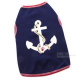 Hunde-Top Navy dunkelblau (Gr.XS)