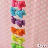 Haarschleife 'Delicious' versch. Farben