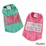 Shirt Wooflink Rocks versch. Farben