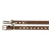 Halsband & Leine KEOPS bronze