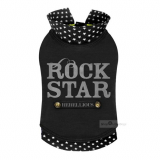 Hunde Poloshirt 'Rockstar' (Gr.L,XL)