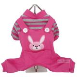 Hunde-PJ 'Bunny' pink (Gr.XS)