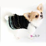 Hundekleid Angel schwarz