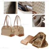 Hundetasche 'Luxury Bag' brown