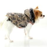 Hunde-Jacke 'Action' beige (Gr.XS)