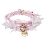 Halsband Marlene pink