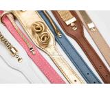 Collar 'Brigitta' rosa (Gr.L)