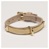 Collar Gina beige-gold