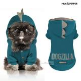 Hundesweater DOGZILLA petrol