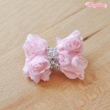 Haarschleife 'Rose Bow'